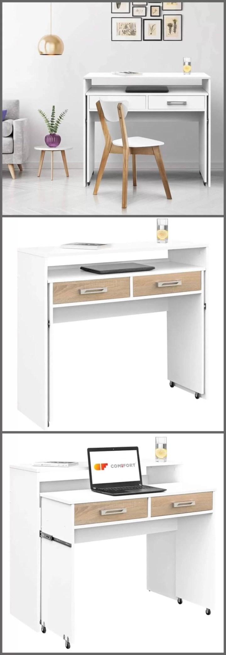 escritorio extensible