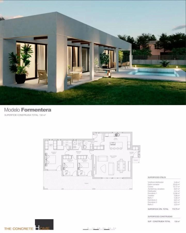 casas prefabricadas de hormigón de The Concrete Home