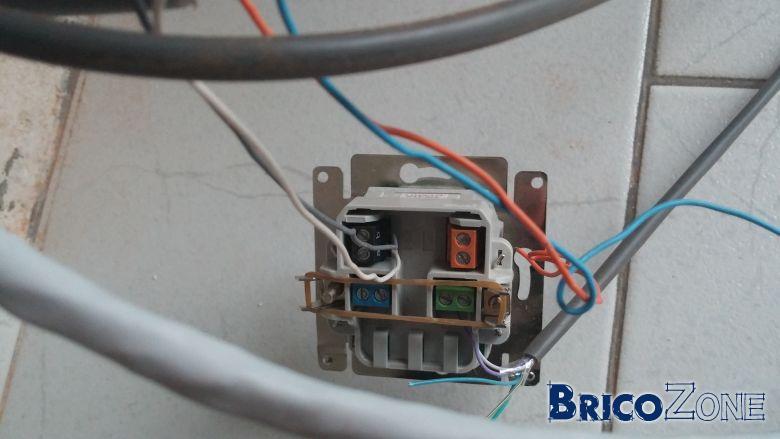 prolonger cable belgacom