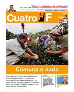 Semanario CUATRO F – nº221, Octubre 2019