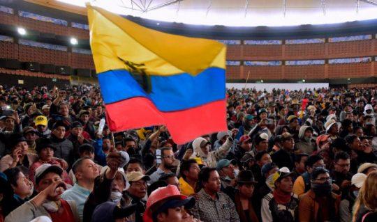 Ecuador y Nuestra América contra el imperialismo
