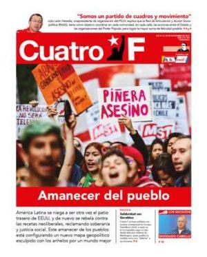 Semanario CUATRO F – nº223, Noviembre 2019