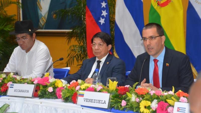 ALBA-TCP tomará acciones conjuntas para enfrentar y revertir el golpe de Estado en Bolivia