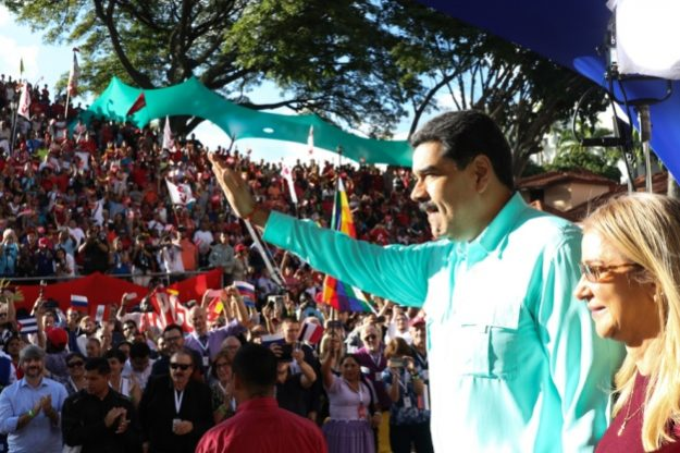 El Presidente Nicolás Maduro decretó la creación de la Universidad Internacional para la Comunicación