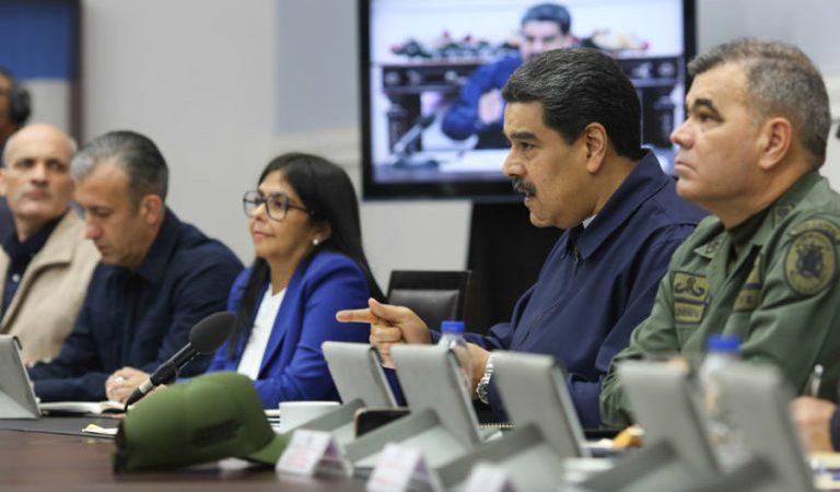Presidente Maduro exige al gobierno de Brasil no apoyar ataques terroristas contra Venezuela
