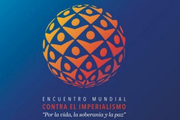 Del 22 al 24 de Enero tendrá lugar en Caracas el Encuentro Mundial contra el Imperialismo