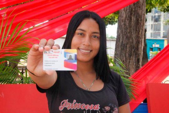 134.362 nuevos militantes recibieron este fin de semana su carnet del PSUV