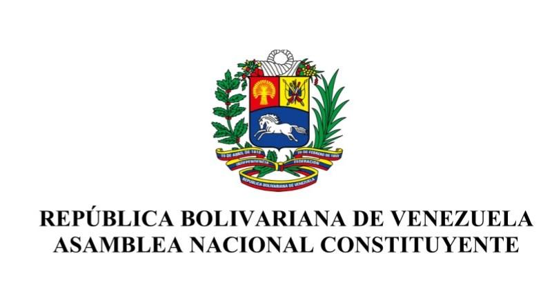Declaración de la Asamblea Nacional Constituyente por el 21° aniversario de la Revolución Bolivariana