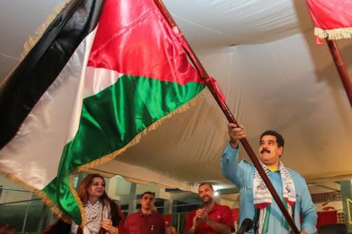 PSUV rechaza el denominado «Acuerdo del Siglo» contra Palestina