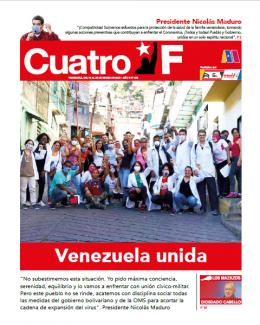 Semanario CUATRO F – nº235, Marzo 2020