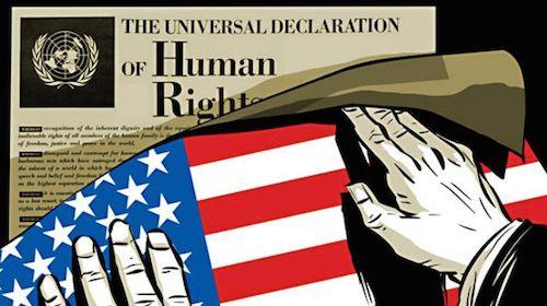 Registro de las violaciones de derechos humanos de Estados Unidos en 2019