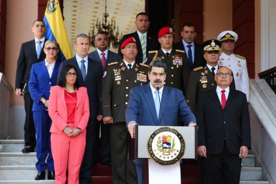 El Gobierno de Venezuela declara en emergencia preventiva el sistema de salud ante el COVID19 (coronavirus)