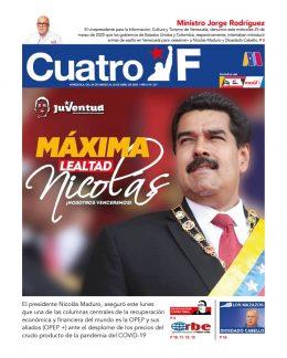 Semanario CUATRO F – nº237, Abril 2020