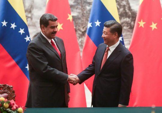 El presidente chino Xi Jinping alaba las medidas tomadas por Nicolás Maduro contra el Covid-19