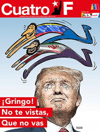 Semanario CUATRO F – nº245, Mayo-Junio 2020