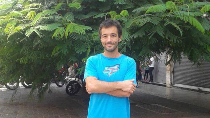 «Aquí ha habido muchos ataques y problemas» | Entrevista con Mikel Moreno, vasco residente en Venezuela