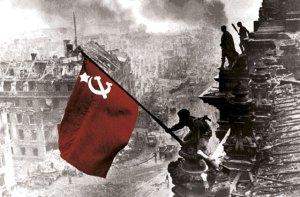 ¡Viva el 75 Aniversario del Triunfo del Ejército Rojo sobre el fascismo en la Gran Guerra Patria!