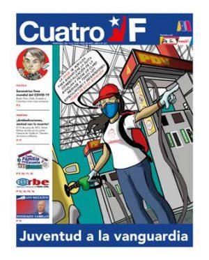 Semanario CUATRO F – nº247, Junio 2020