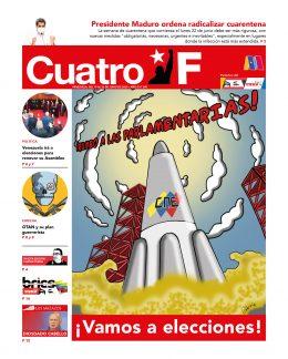 Semanario CUATRO F – nº248, Junio 2020