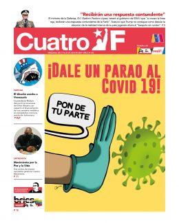 Semanario CUATRO F – nº252, Julio 2020