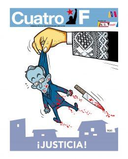 Semanario CUATRO F – nº255, Agosto 2020