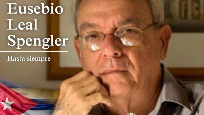 La Asamblea Nacional Constituyente muestra sus condolencias por el fallecimiento del historiador cubano Eusebio Leal