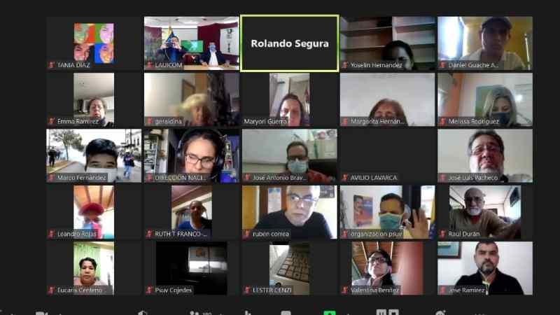 Lauicom inicia la formación práctica en línea para la fabricación de contenidos comunicacionales
