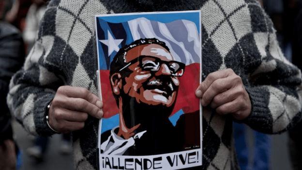 47 años del golpe de estado fascista en Chile: ¡Salvador Allende vive, la lucha sigue!