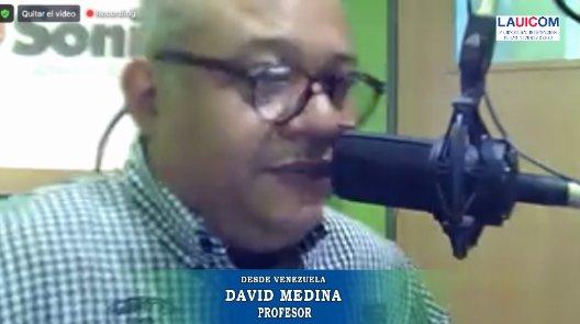 """David Medina: """"Brigada Médica Cubana merece el Premio Nobel de la Paz"""""""