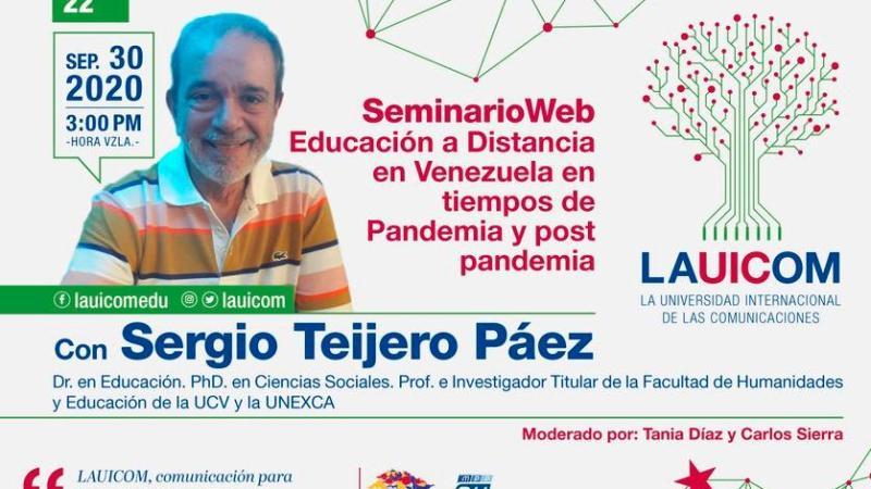 """Teijero Páez: «Los docentes en tiempo de pandemia no podemos jugar a desmotivar"""""""