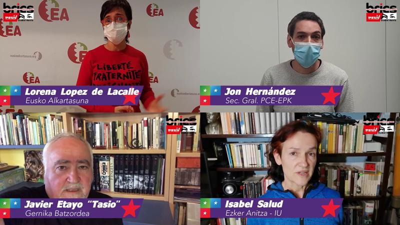 Agentes sociales y políticos vascos respaldan la legitimidad del proceso electoral venezolano
