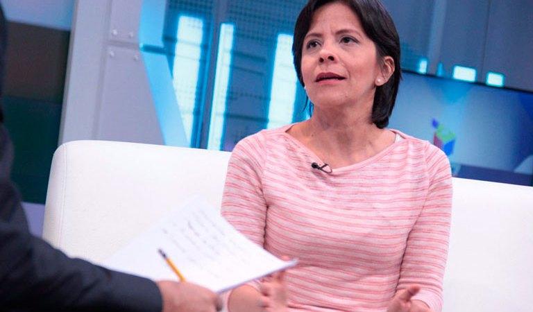 """""""En Venezuela, cada proceso electoral es un nuevo hito de la revolución"""". Entrevista a Sandra Oblitas, ex rectora del CNE"""