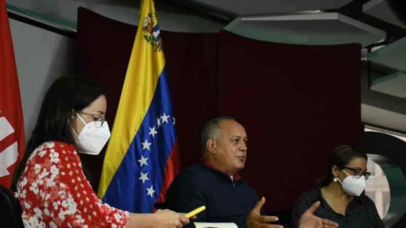 Diosdado Cabello: «No es la guerra tradicional del cañón, la bomba, el bombardeo, no es ese tipo de guerra»