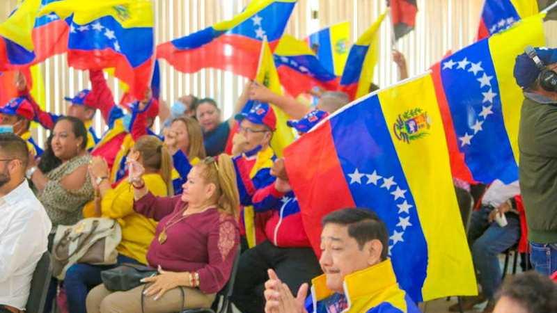 Se celebró en Managua el día de la amistad Nicaragua-Venezuela