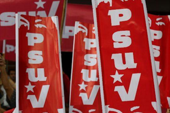 PSUV acompaña activamente la lucha que dirige el presidente Nicolás Maduro y las instituciones del Estado Bolivariano contra la corrupción