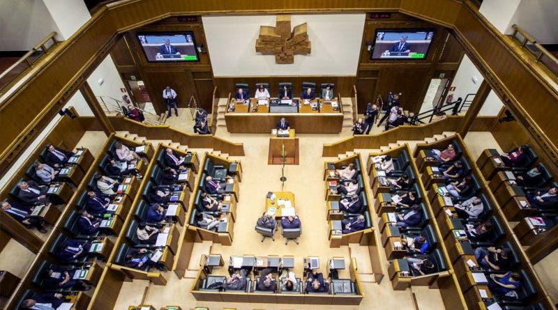 El Parlamento Vasco se atrinchera en el trumpismo contra Venezuela