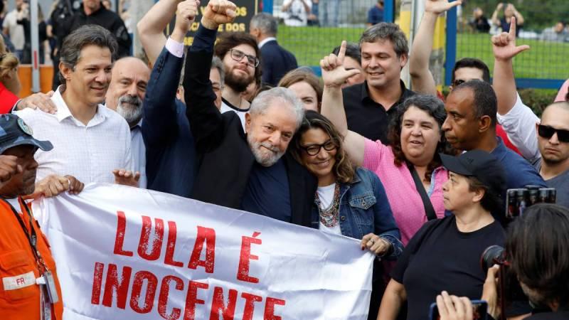 La verdad y la justicia prevalecen sobre la mentira y persecución política contra Lula