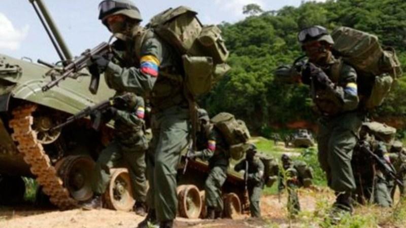 Desafíos militares en Apure