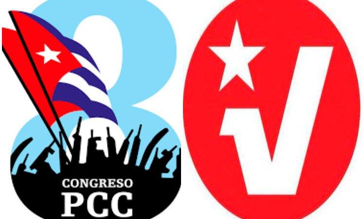 PSUV saluda al VIII Congreso del Partido Comunista de Cuba