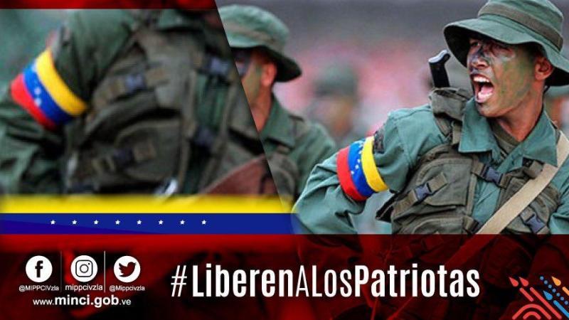 Venezuela trabaja por la liberación de los militares venezolanos secuestrados por irregulares colombianos