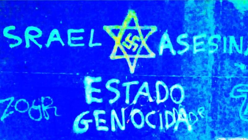 Quienes mataron a Jesús hoy matan al pueblo de Palestina