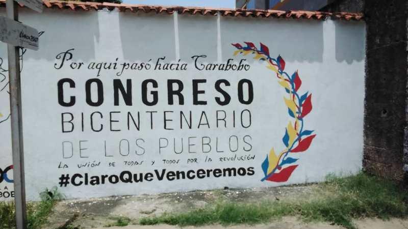 Medios, redes y paredes: la comunicación popular hacia el Congreso Bicentenario