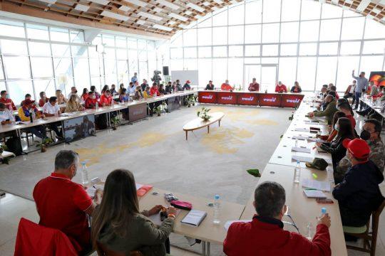 El PSUV elegirá mediante primarias a sus candidatos a las elecciones del 21 de noviembre