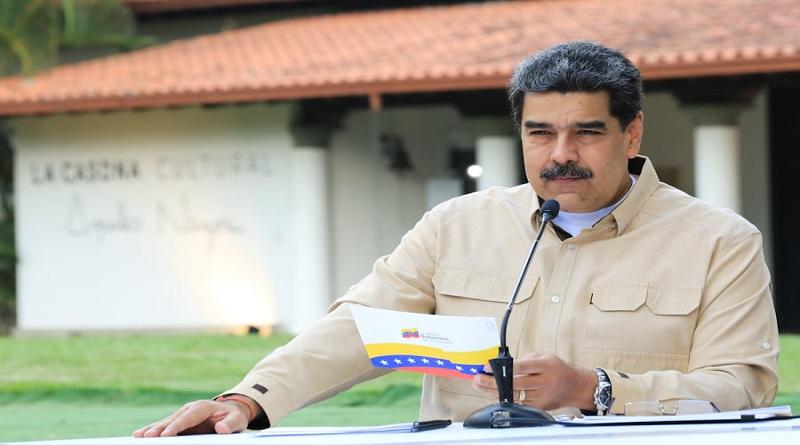 El Presidente Nicolás Maduro anuncia cambios en el Gabinete Ejecutivo