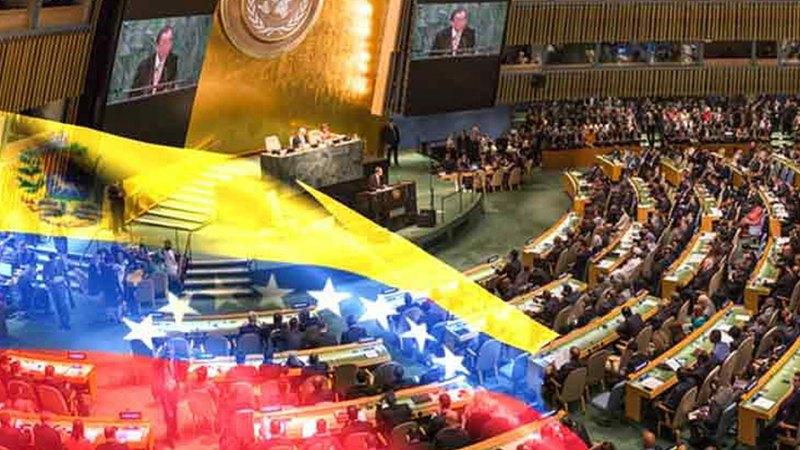 ¡Firma el llamamiento a las Naciones Unidas por el levantamiento de las medidas contra Venezuela!