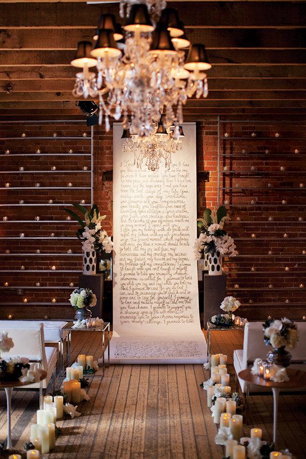Wedding Inspiration: Intimate Urban Affair BridalGuide