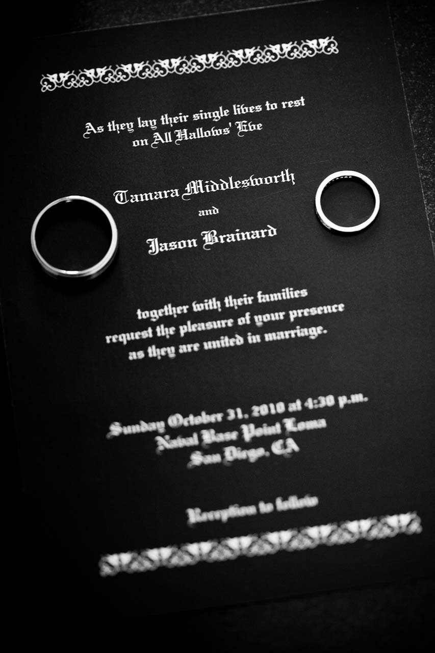 Halloween Invitation Wording
