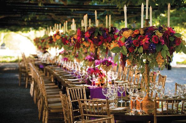 wedding centerpieces for fall