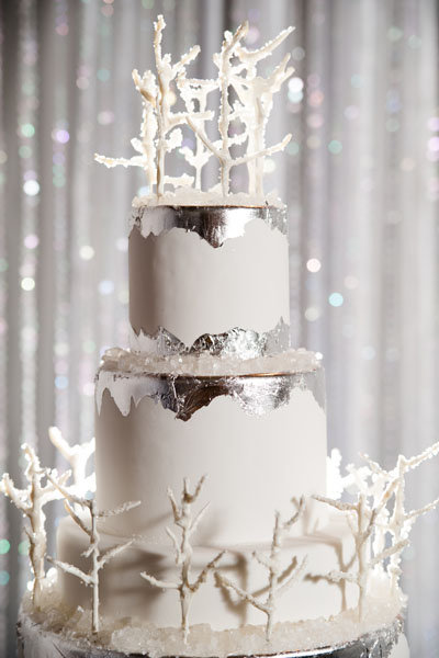 Winter Wonderland Wedding Inspiration BridalGuide