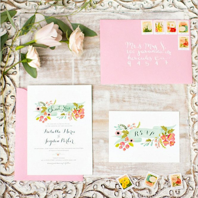 5 Things You Need To Know About Mailing Your Wedding